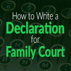 how-to-write-declaration-family-court